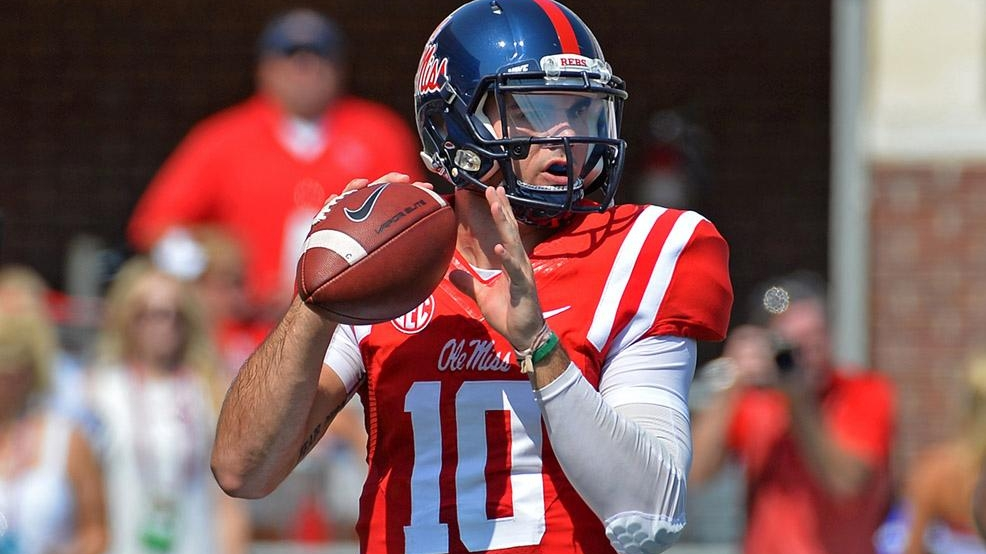 new arrival 2cbb4 31300 Ole Miss QB Chad Kelly involved in fight at his brother's high ...