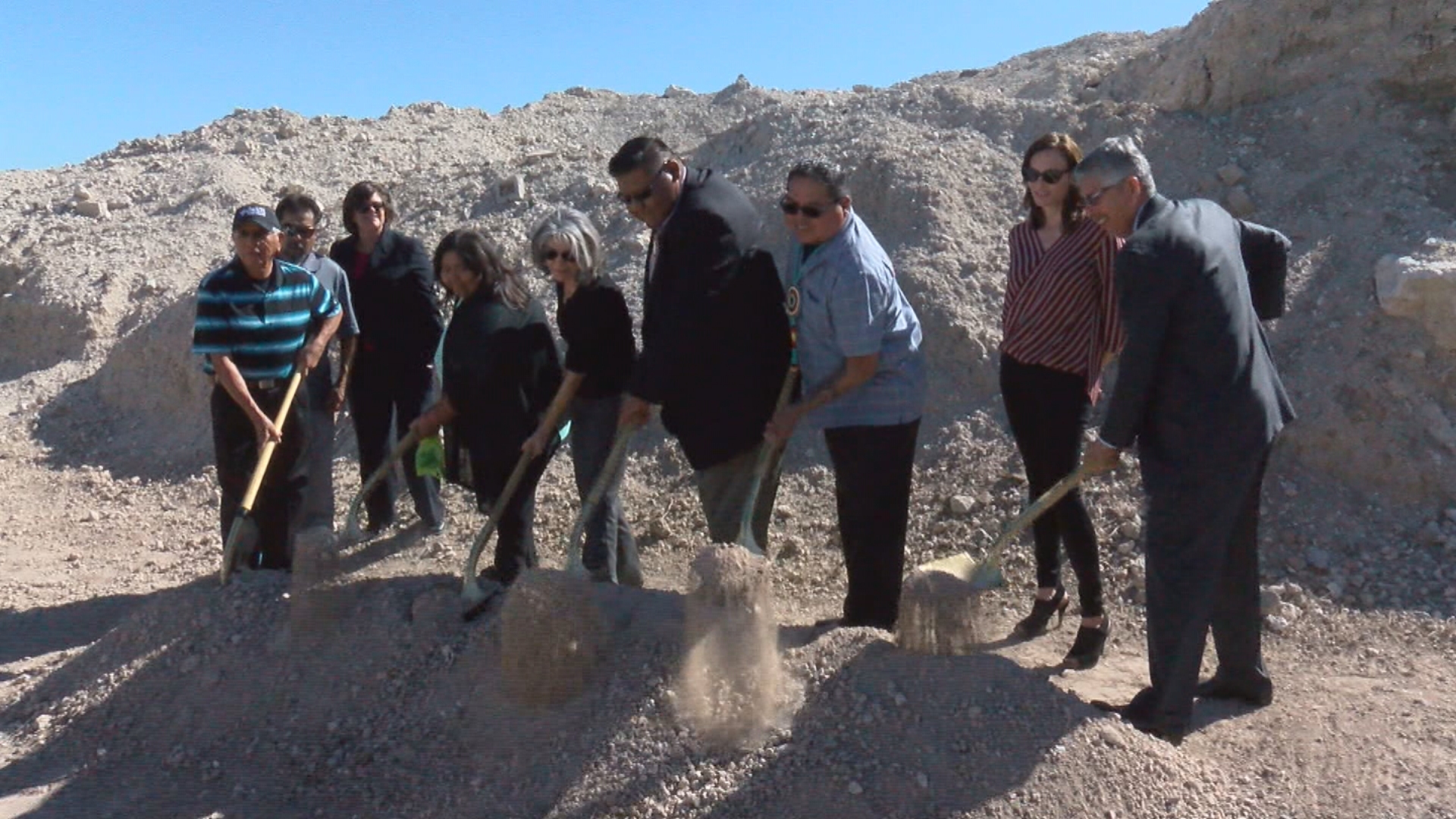 A look inside the Las Vegas Paiute Tribe's newest venture: marijuana. (KSNV file)