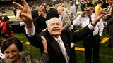 Saints, Pelicans owner Tom Benson dies at age 90
