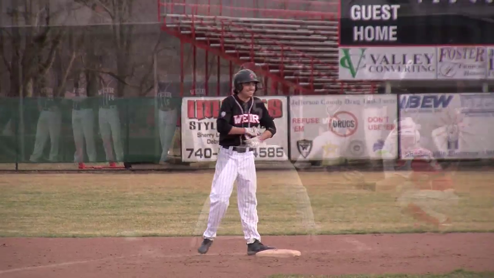 3.28.19 Highlights - Weir High vs Toronto - high school baseball