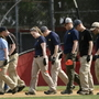 Congressional baseball practice shooting putting threats, security in spotlight
