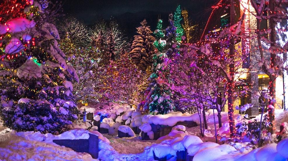 Christmas Activities Seattle.Winter Wonderland In Whistler Seattle Refined