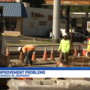 Business owner says road project is killing business