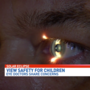 Eye dangers for kids during solar eclipse
