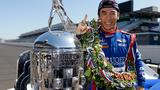 Sato takes Michael Andretti to victory lane at Indy