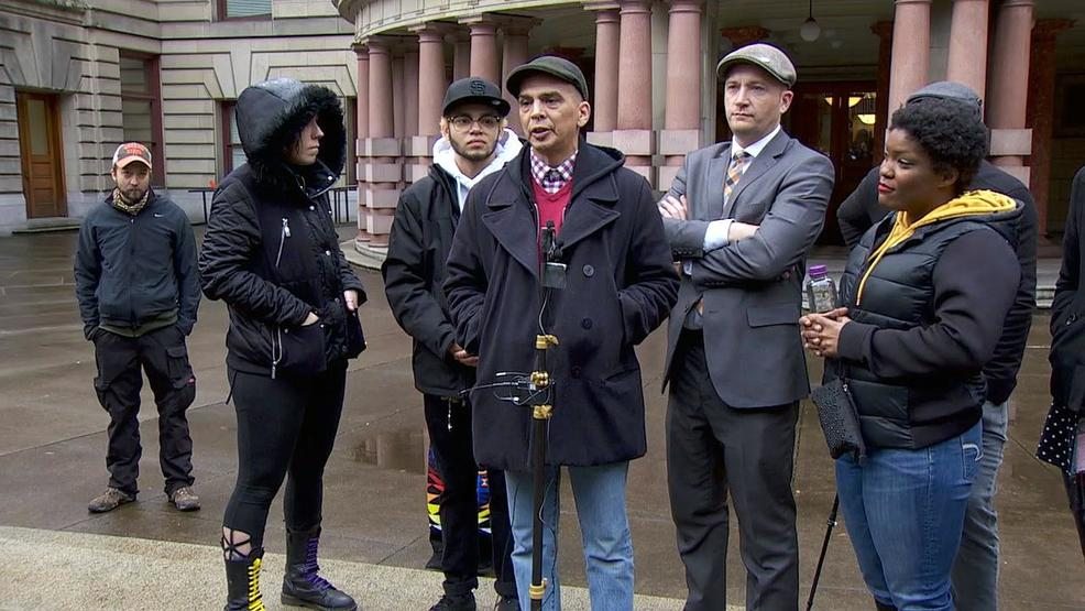 PPB Text Message Fallout: Counter-protester lists demands, says unfairly targeted