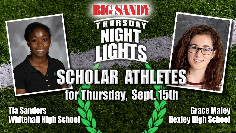 Big Sandy Scholar Athletes of the Week for September 15