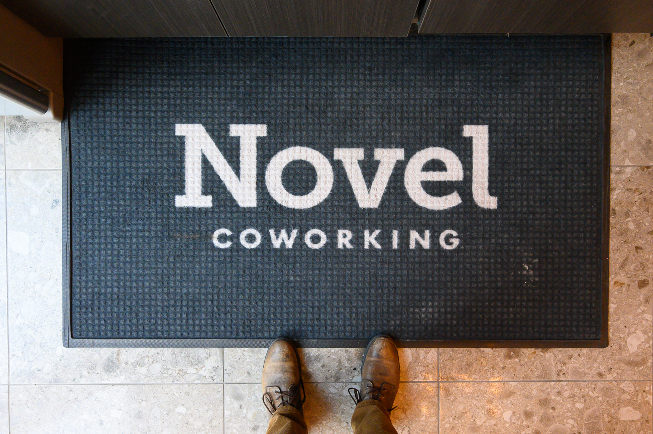 The goal when Novel Coworking was founded was to open 50 locations by 2020. At the time of this writing, Novel has over 35 locations nationwide and is still growing. / Image: Phil Armstrong, Cincinnati Refined // Published: 2.11.20