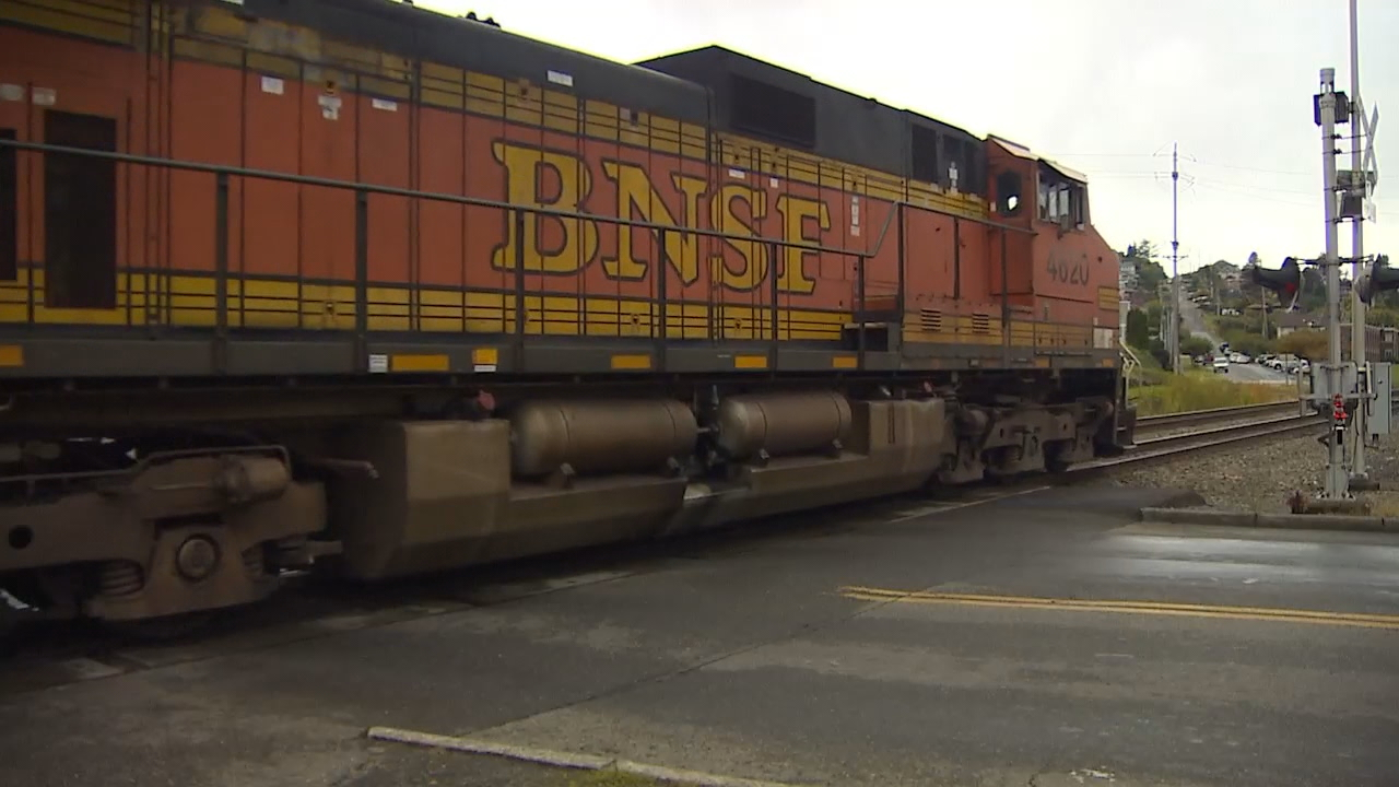 Tacoma railroad crossing to get safety upgrades after 2 deaths in 2 years. (KOMO News)<p></p>