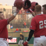 Big Red sticks spur split with Hawkeyes