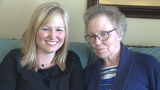 Woman talks about her mother's fight against Alzheimer's Disease