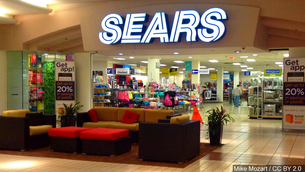 Sears At Mall Of Abilene Not On List Of Stores Closing Under
