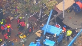 Water main floods trench in Boston, killing 2 workers
