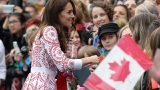 Photos: British royals tour Vancouver without little George, Charlotte