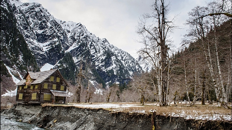 Olympic National Park Cabin On Most Endangered List