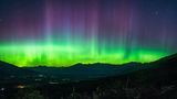 Photos: Northern Lights dance across Western Washington skies