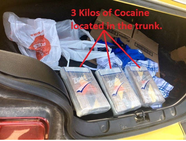 The Travis County Sheriff's Office says they seized $300,000 worth of cocaine during a bust last month. (Photos: Travis County Sheriff's Office)