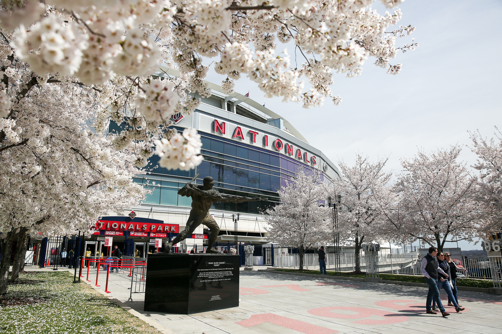 Fun fact! Nationals Park is the first LEED-certified green major professional sports stadium in the U.S.