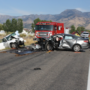 Utah woman killed in head-on crash in Smithfield