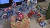 Buckner Toy Run brings smiles to faces of local children