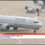 United Airlines to ban use of overhead bin for luggage, Senator Schumer disagrees