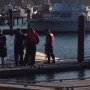 3 rescued from capsized vessel including 6-year-old boy stuck under hull