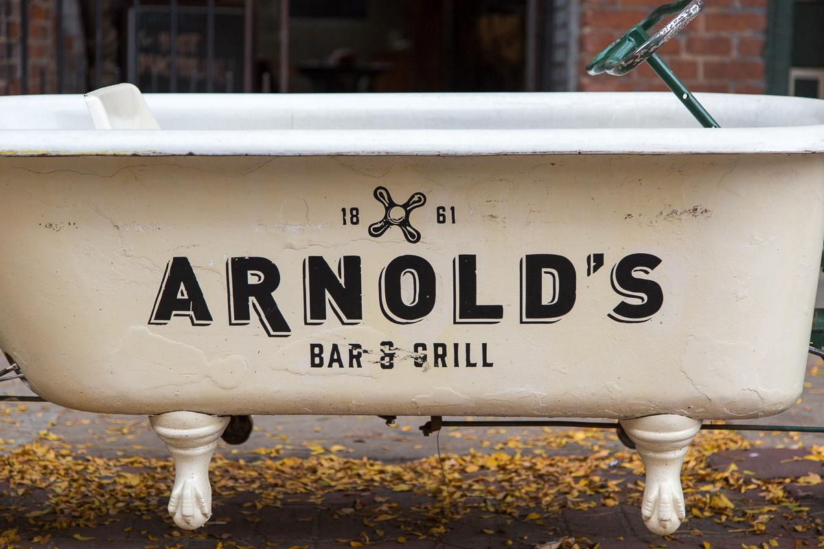 Arnold's Bar and Grill, the oldest bar in Cincinnati, is located at 210 E 8th St. (45202).  --  Image: Daniel Smyth Photography