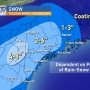 Winter snow storm expected to create tricky travel conditions